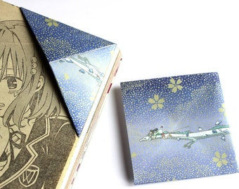"Origami bookmark ""Spirited Away"", Hayao Miyazaki, Studio Ghibli"