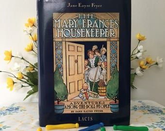 Vintage Mary Frances Housekeeper Book