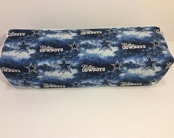 New! Cricut Explore/ Air/ Air 2/ One Custom Handmade Dust Cover Blue Dallas Cowboys with White Piping