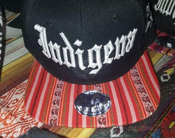 The Indigena Hat  Aymara