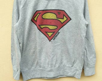 Supergirl sweatshirt crewneck jumper