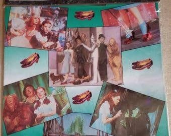 Wizard of Oz film clip Gift Wrap