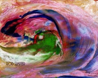 wave,wave art,surfer, rod sumpter