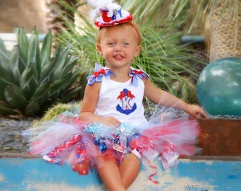 On sale this week only Adorable 4th of july tutu outfit,girls 4th of july dress,4th of july tutu dress,patroitic pageant wear,holiday tutu p