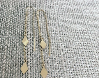Diamond threaders