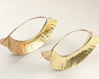 FOLD FORMING Earrings