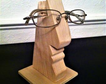 Eyeglass stand, eyeglass holder, glasses holder, eyeglasses stand, sunglasses display, reading glasses, women accessories, woman gift, stand