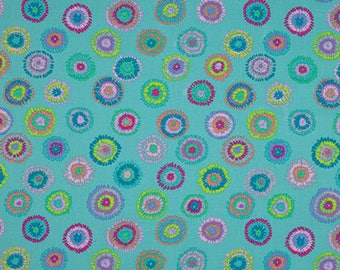 Plink in Turquoise from the Kaffe Fassett Spring 2012 Collection