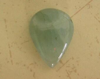 Aquamarine Cabochon Gemstone