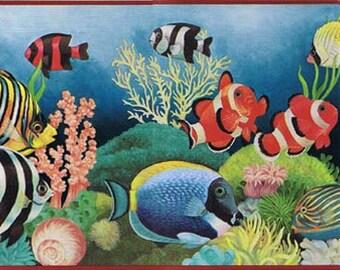 Sea World Wallpaper Border 594998