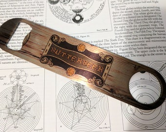 Harry Potter ButterBeer Bottle Opener