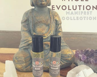 Manifest Collection 2 10ml roll on essential oils