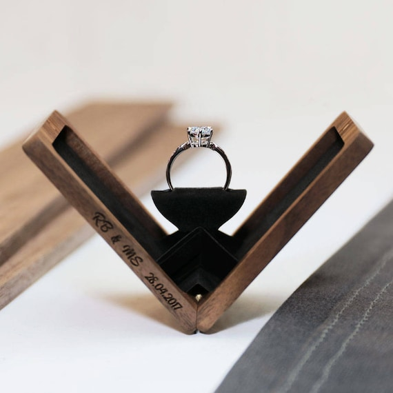 like this item - Wedding Ring Box