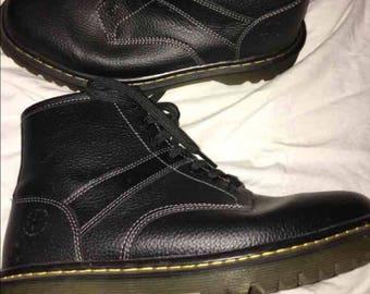 Dr. Martens men's black boots size 10