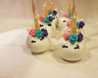 cake pops - Order of 20! Pick any theme!!
