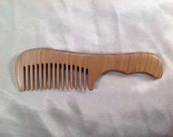 E0024- Wooden Comb