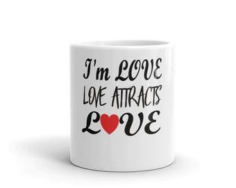 love mug,motivation mug, inspiration gift,birthday gift,funny Mug made in the USA
