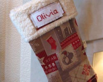 Personalized christmas stockings | Etsy UK