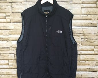 Vintage The North Face Vests Jacket Extreme Outdoor Size X Large