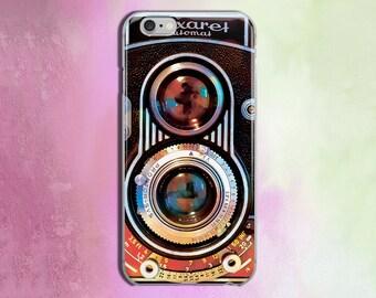 Retro Vintage Camera iPhone 5 Case iPhone 6S Case Case for S6 Samsung Galaxy Phone Case iPhone Case Samsung case 6 Plus case phone CZ253