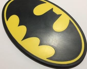 3D Printed XL Batman Emblem