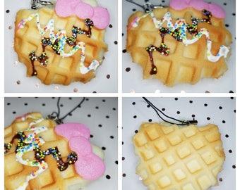 "Squishy Waffle (""x""drizzle)"