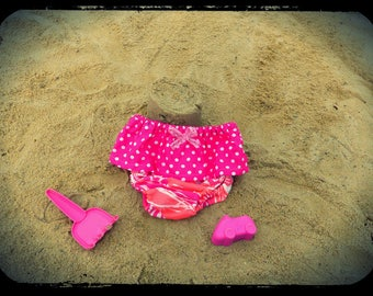 """swimsuit T 3/4 years """"life in pink!"""""""