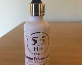 55h+ Efficacite exceptionelle serum