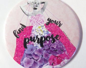 pocket mirror (find your purpose)