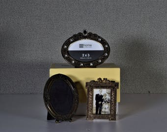2x3 and 1 1/2 x 2 Frames Mini Frames Oval Frame Tiny Frame