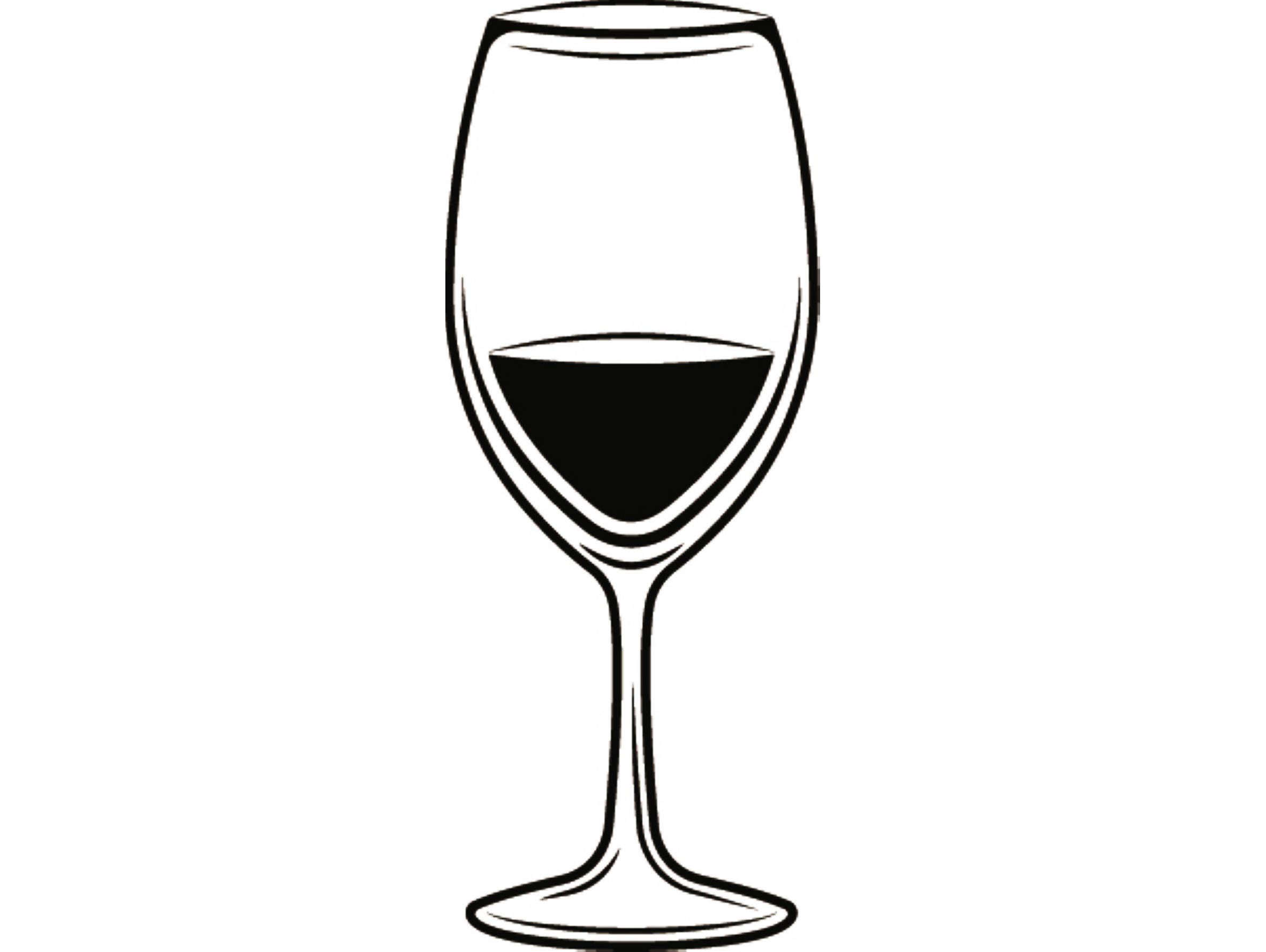 Christmas Wine Glass Svg on Cars And Trucks