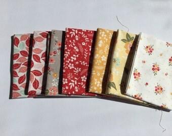7 Fat Quarters - Sweet Prairie - Sedef Imer - Riley Blake Designs