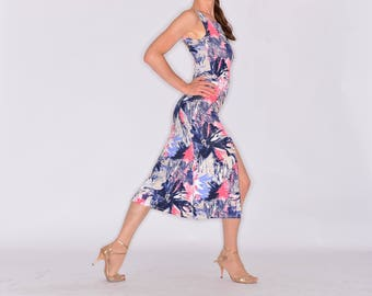 CALO Flared Dress - Choose your favorite print