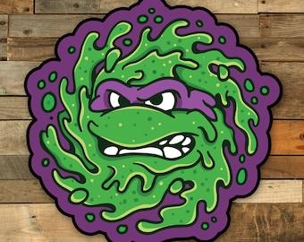Sewer Slimeballs - Donatello