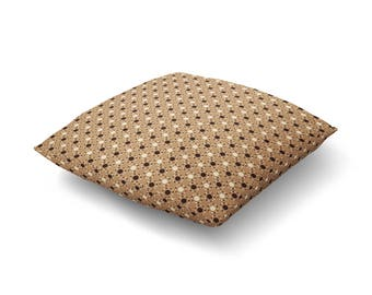 Connect The Dots - Floor Pillow in 2 Sizes