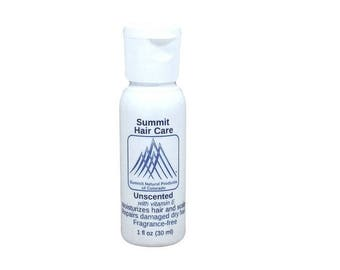 Unscented Hair Care 1 oz