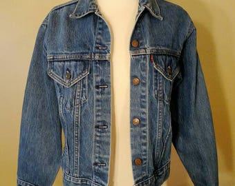 90s Levi's Denim Jacket