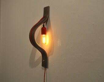 Bent Lamp