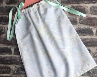 Vintage girls dress/ toddler vintage dress/ pillowcase dress/ vintage dress/ girls vintage dress/ retro girl clothes/ vintage floral dress