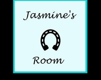Jasmine's Room Wall Art 8 x 10 printable poster, downloadable, art decor