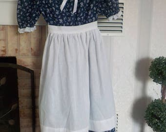 girls pioneer dress [ready To Ship] size 10