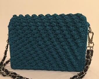 Hand bag crochet