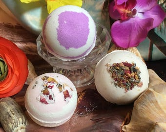 Bath Bombs/Seltzers/Fizzies