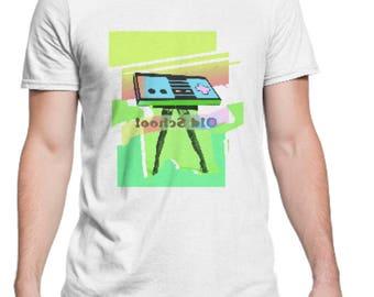 Old School no fool 3D T-shirt