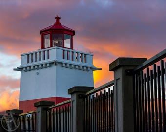 Stanley Park Light House