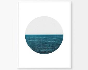 Ocean Print, Ocean wall art, Ocean Art, Ocean Water, Ocean Photography, Ocean Water Print, Ocean Decor, ocean waves, Sea Art, Sea Print,