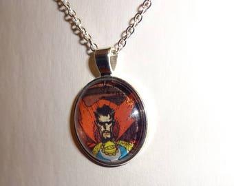 Doctor Strange Necklace