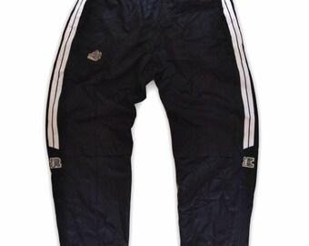 Hot Sale!!! Rare Vintage 90 ROBE DI KAPPA Nylon Track Pants Hip Hop Skate Swag Medium Size