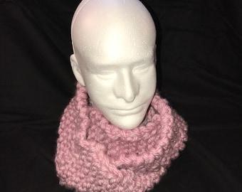Knit Infinity Scarf/Knit Scarf