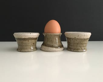 Ceramic Glazed Pottery Egg Cups/Clay Egg Cups